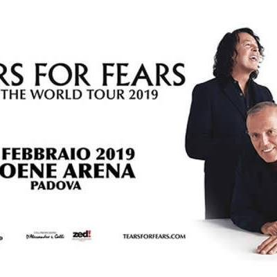 Tear for Fears live