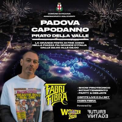 Capodanno 2020 a Padova