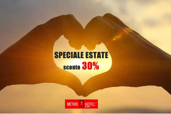 Speciale Estate risparmia 30%!