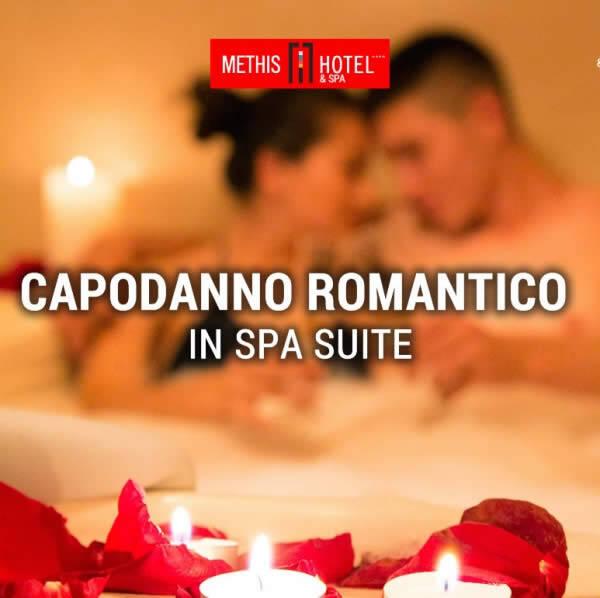 Capodanno Romantico in Spa Suite