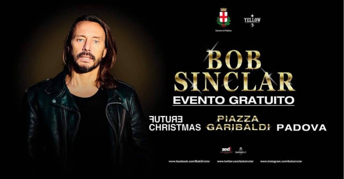 Bob Sinclar dj set