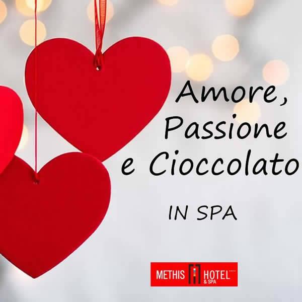 Amore, Passione e Cioccolato...in spa