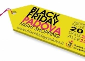 Ritorna il venerdì nero dello shopping